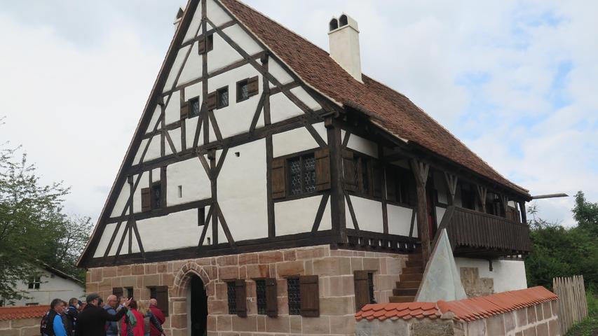Ausflug in Wendelsteins Vergangenheit