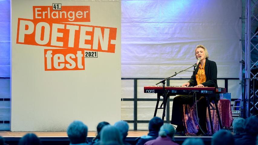 Der Poetry Slam beim Poetenfest in Erlangen