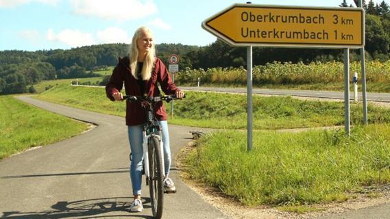 Zwischen Unterkrumbach und Kühnhofen: Radweg-Lücke wird geschlossen
