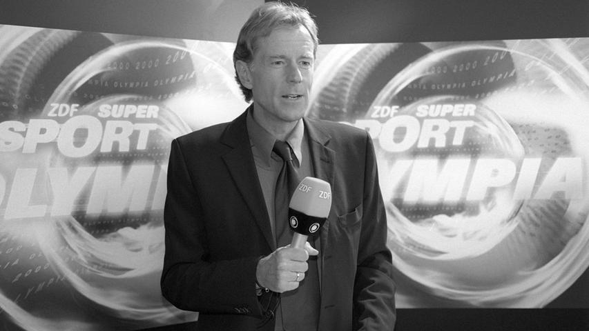 Der ehemalige ZDF-Sportchef Wolf-Dieter Poschmann ist tot. Wie der öffentlich-rechtliche Sender mitteilte, starb der frühere Moderator des