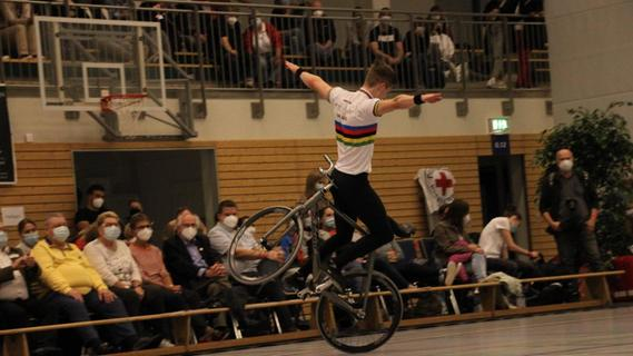 Kunstrad: Weltmeister Lukas Kohl schon wieder rekordverdächtig