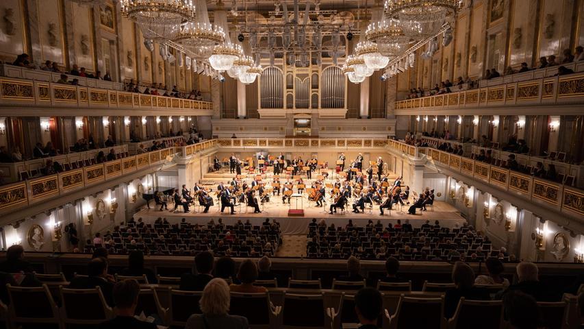 Das ist die zukünftige Wirkungsstätte von Joana Mallwitz: Der Saal des Konzerthauses Berlin, Stammsitz des Konzerthausorchesters Berlin.