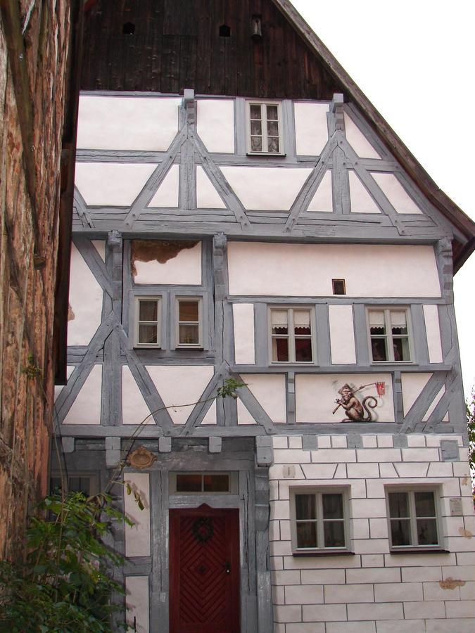Inzwischen wurdedas Haus An der Kapell 1 in Heideck zu einem Schmuckstück hergerichtet.