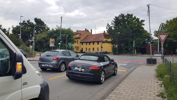 Forchheim: Verkehr hat sich eingespielt