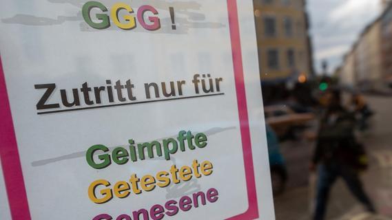 Die 3G-Regel bleibt in Erlangen aufgrund der neuen Verordnungen wichtig