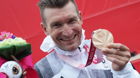 Nürnberger holt Medaille bei den Paralympics
