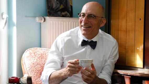 50er-Jahre im Minihäuschen: So lebt Bestseller-Autor Ewald Arenz
