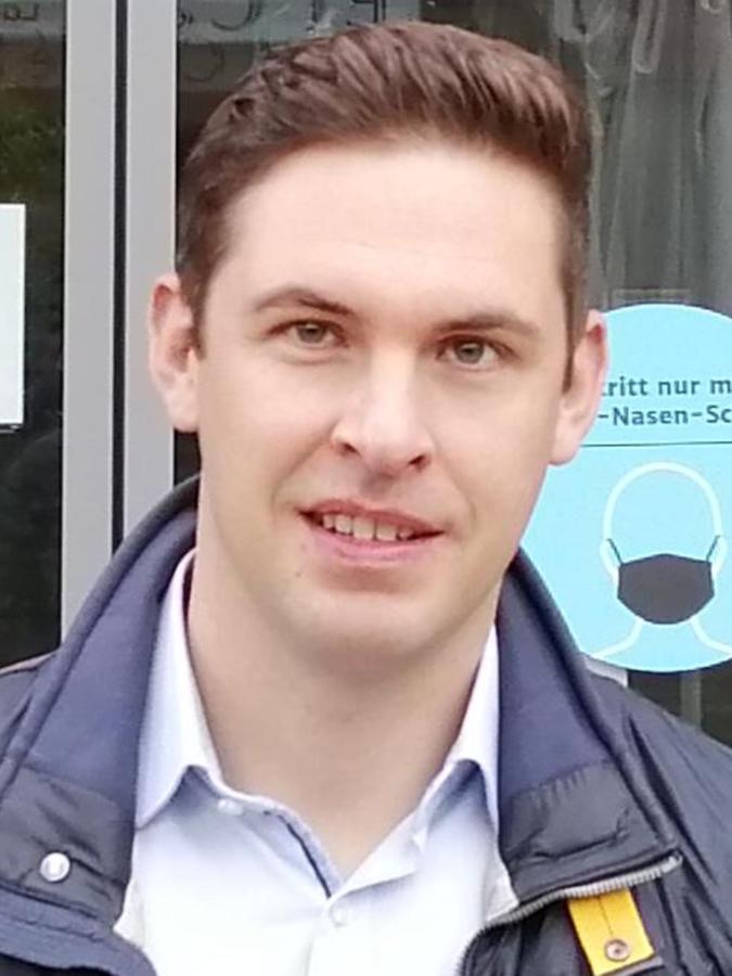 Christian Jäger will mehr Raum für Jugendliche.