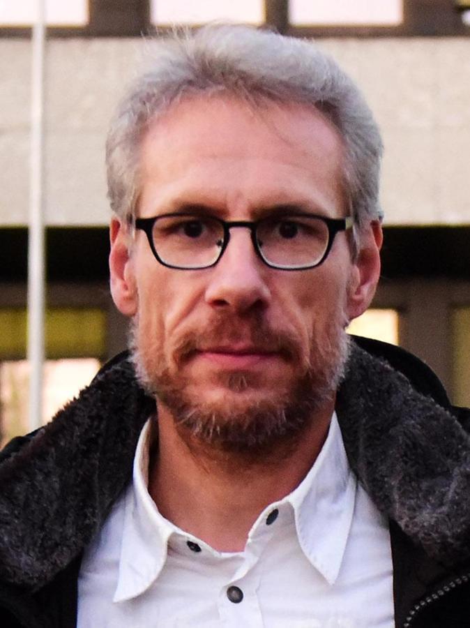 Stephan Zeilinger möchte die Polizei unterstützen.
