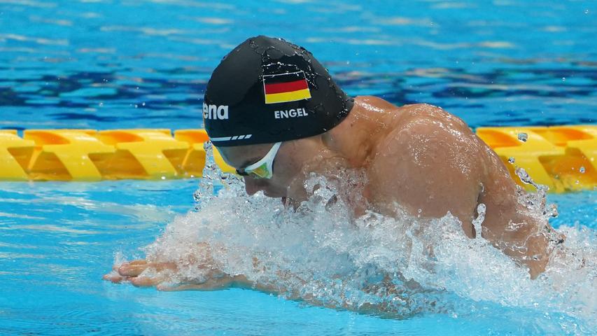 Weltrekord! Nürnberger Taliso Engel holt Gold in Tokio