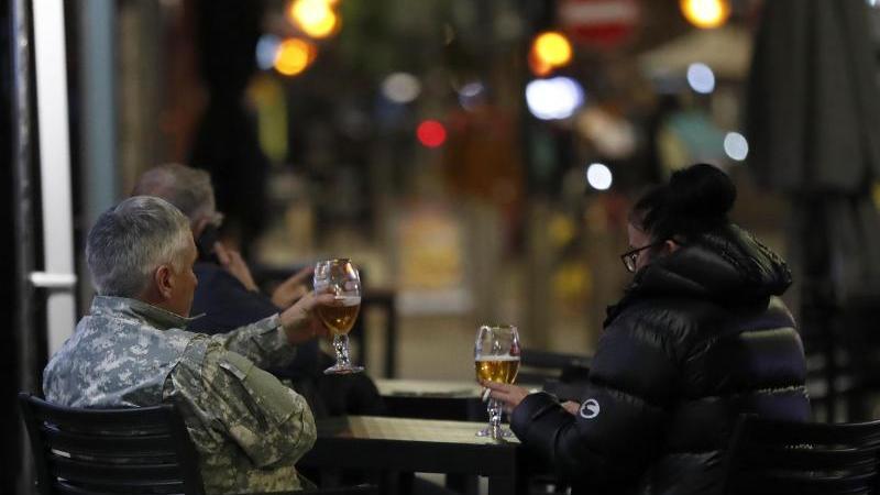 Brexit-Folge? In manchen britischen Kneipen wird Bier knapp