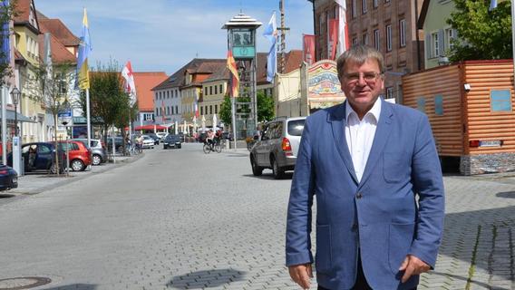 Harry Scheuenstuhl: