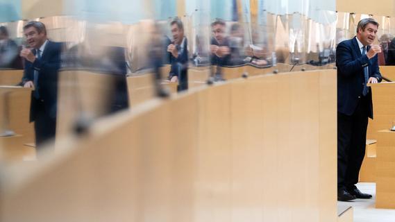 Hoffen und impfen: Es herrscht seltene Einigkeit im Landtag