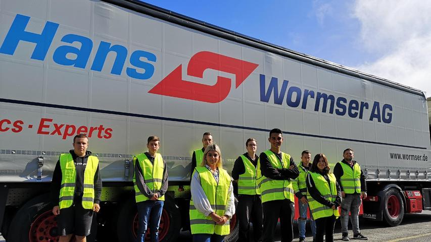 Die Hans Wormser AG zieht die Speditions-Experten der Zukunft heran.