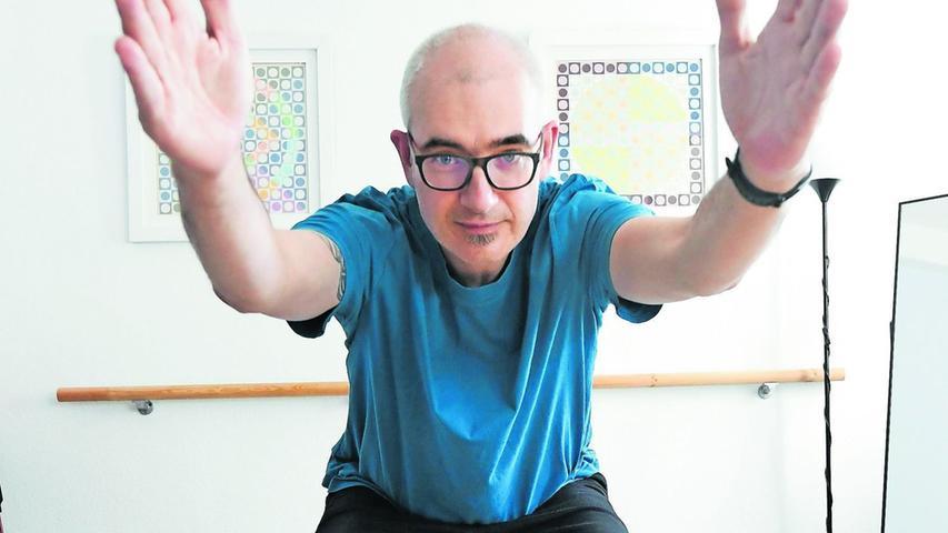Von wegen altmodisch: Physiotherapeut zeigt fünf Übungen für Frühsport