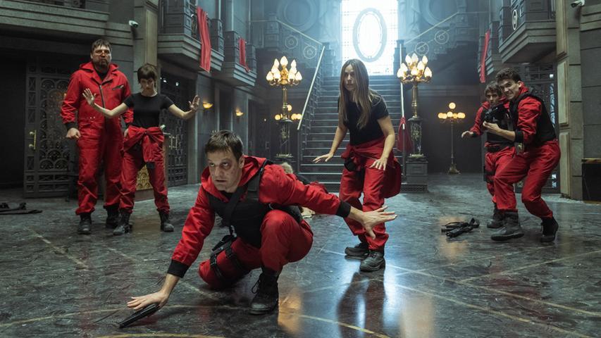 Netflix zeigt ab 3. September die ersten fünf Folgen der voraussichtlich letzten Staffel von