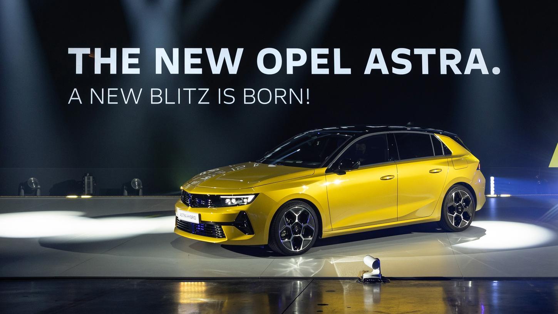 Auf der Münchner IAA (7. - 12. September) ist Opel nicht vertreten, der Astra 6 hat seine Weltpremiere im Vorfeld gefeiert.