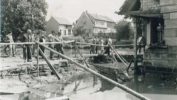 Röttenbach würde gern Hochwasseropfern helfen - und darf nicht