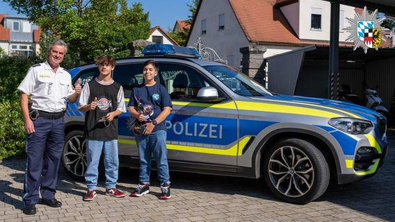 Polizei lobt Engagement: Diese jungen Helden retteten bewusstlose Frau vor Ertrinken