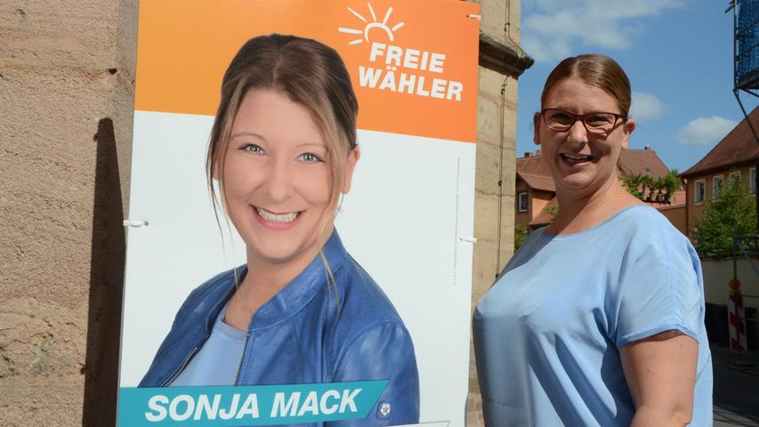 Sonja Mack (Freie Wähler): Rechtsanspruch auf kostenlose Ganztagsschule