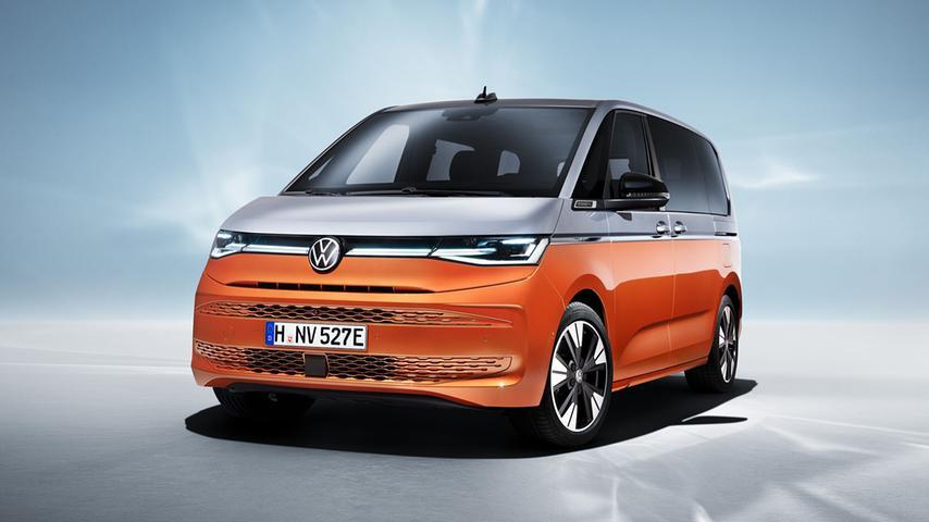 VW T7 Multivan: Generationenwechsel