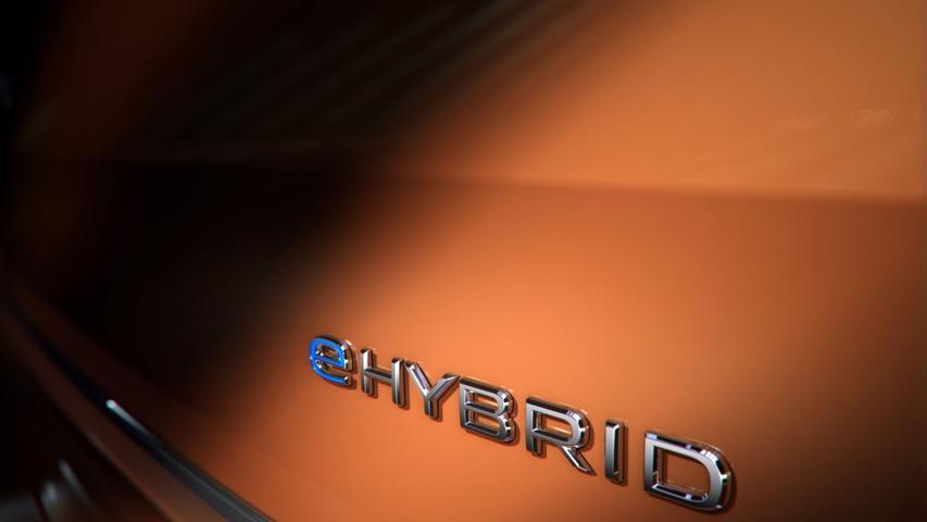 Zur Antriebspalette gehört als Premiere auch ein Plug-in-Hybrid, der 160 kW/218 PS Systemleistung erbringt.