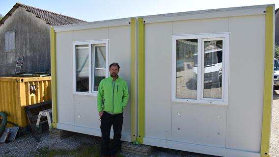 Oberlindelbach: Unterschriftenliste soll Wohncontainer verhindern