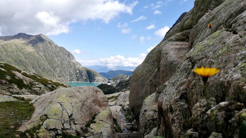 Wanderer finden im Vallée du Trient Touren, die alle Schwierigkeitsgrade abdecken. Die leichte Ein-Stunden-Wanderung ist dabei genauso