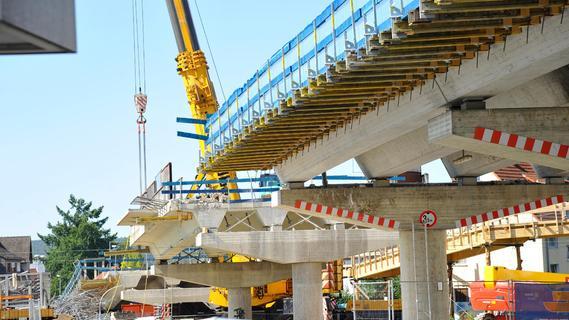 Bahn-Baustellen in Forchheim und Eggolsheim: So geht's voran