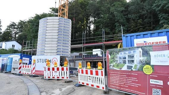 Baustopp aufgehoben: Aber neue Klage gegen Wohnanlage in Neumarkt