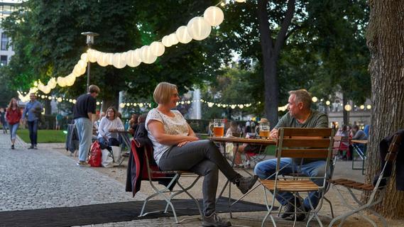 Adenaueranlage: Der Biergarten geht in die Verlängerung