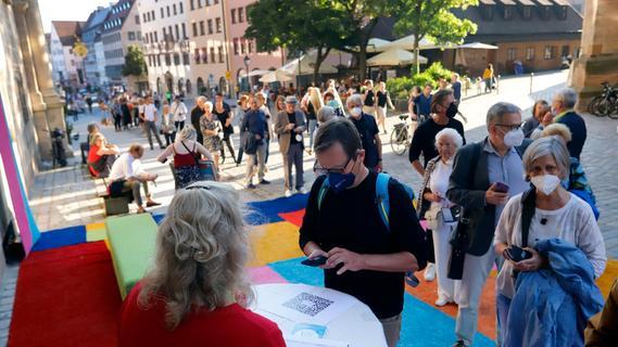 Nürnberg: Rathaus wird zur großen Kunstgalerie