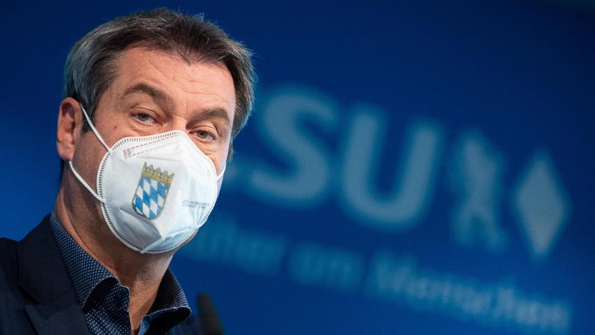 Umfrageschock: BR-Bayerntrend sieht CSU bei 28 Prozent