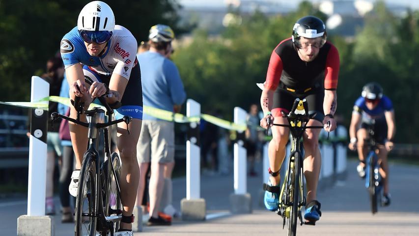 05.09.2021 ---Triathlon --- 2021 --- DATEV Challenge Roth 2021  --- Foto: Sportfoto Zink/OGo ---   Feature Impression Symbolbild Symbolfoto