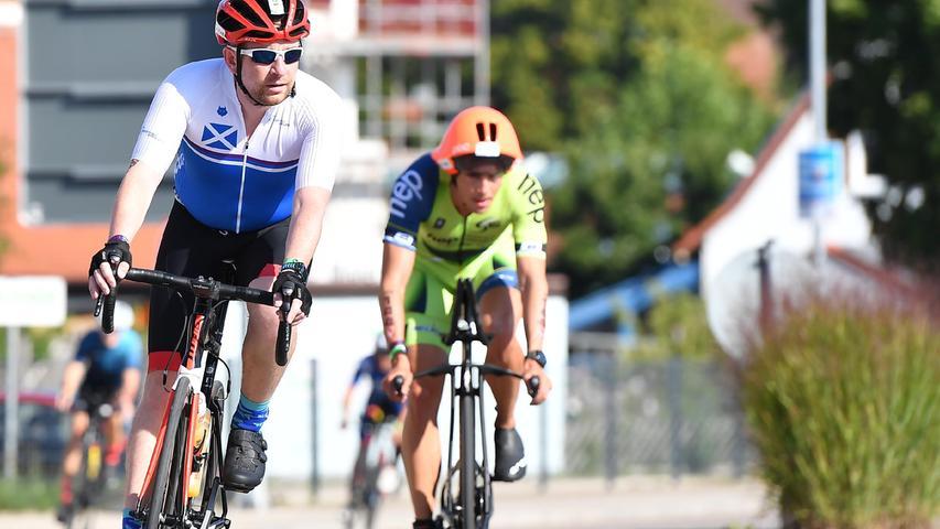 05.09.2021 ---Triathlon --- 2021 --- DATEV Challenge Roth 2021  --- Foto: Sportfoto Zink/OGo ---   Feature Impression Symbolbild Symbolfoto - Radstrecke  Heideck