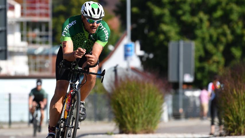 05.09.2021 ---Triathlon --- 2021 --- DATEV Challenge Roth 2021  --- Foto: Sportfoto Zink/OGo ---   Staffel (2023, Py-Racer 07 )