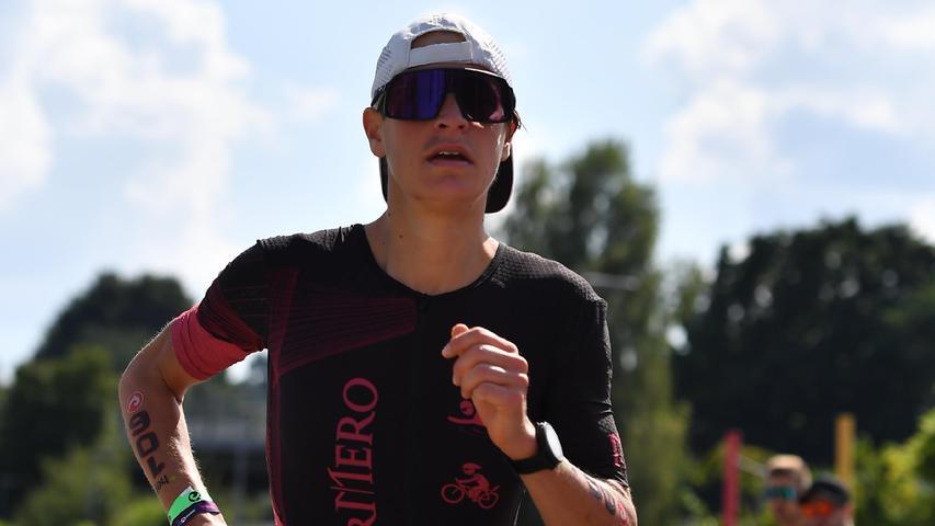 05.09.2021 ---Triathlon --- 2021 --- DATEV Challenge Roth 2021  --- Foto: Sportfoto Zink/OGo ---   Illeditsch Elena (106, Team Dormero )