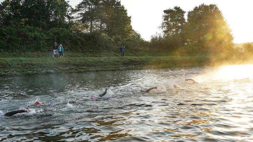 Challenge 2021 Am Kanal