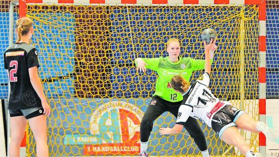 Rote Karten stoppen die Handballerinnen des HCE nicht