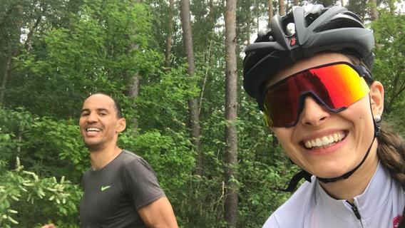 Triathlon als Gemeinsamkeit - Pärchen ging für die TSG 08 Roth an den Start