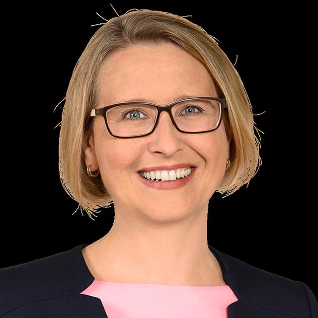 Susanne Hierl, CSU Direktkandidatin im Wahlkreis 232 Amberg.