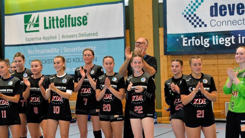 HC Erlangen mit einem doppelten Saisonstart in Liga drei