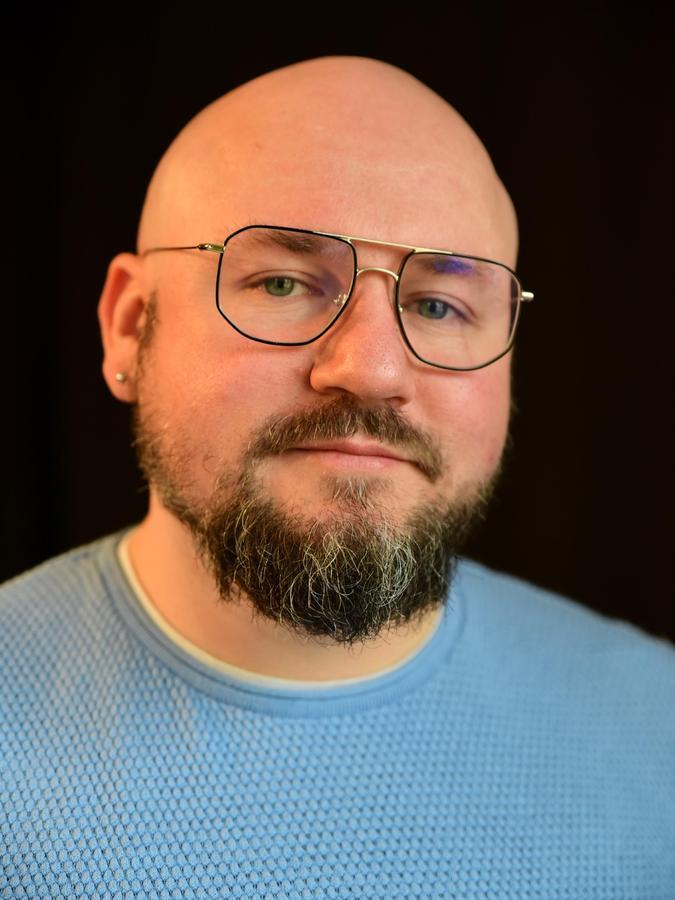 Martin Borowski ist als Künstlerischer Leiter des Jungen Theater Forchheims Gastgeber von ZirkArt.