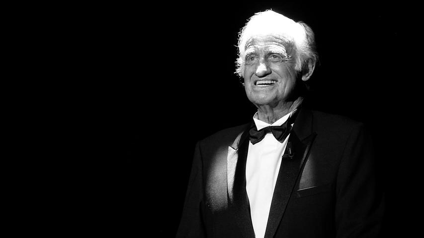 Der Film- und Theaterschauspieler Jean-Paul Belmondo ist im Alter von 88 Jahren gestorben.Mit Filmen wie
