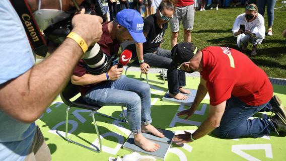 Challenge-Finale: Trophäen, schnelle Füße und ein paar Mogler