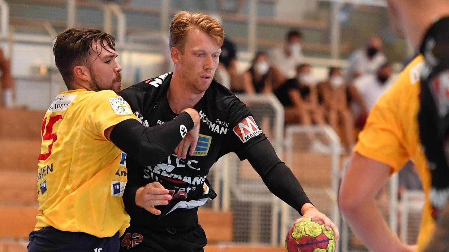 Go-to-Guy in der Offensive: Simon Jeppsson weiß meistens etwas mit dem Ball anzufangen.
