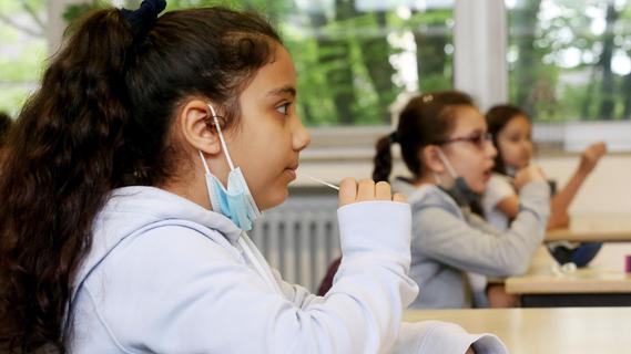 Landkreis Forchheim: An Grundschulen kommt der Lolli-Test