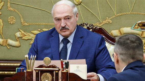 Kommentar zu Belarus: Lukaschenko kann sich nur mit Härte halten