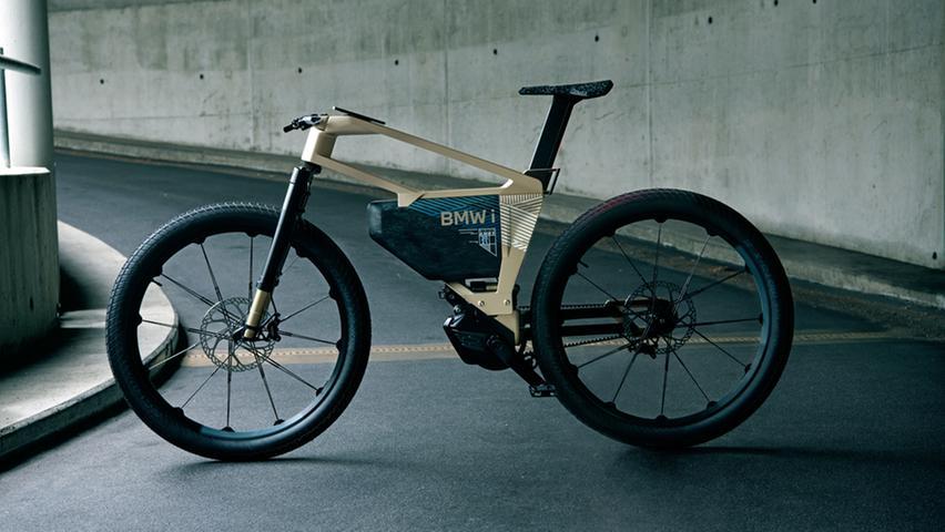 Noch ein iVision Amby: Das E-Bike mit 2000-Wh-Akku wird als