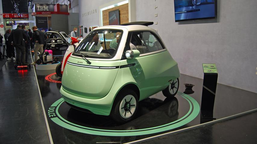 Spätestens im März 2022 soll der elektrische Isetta-Klon Microlino endlich auf den Markt kommen. Als Preis werden ab 12.500 Euro kommuniziert.